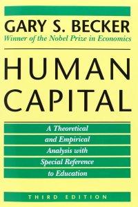 Human Capital Gary Becker
