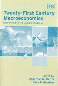 Twenty-first century macroeconomics - responding to the climate challenge