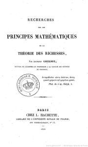 principes mathématiques