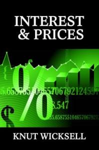Interest and Prices_Wicksell