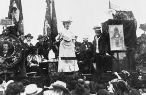 Rede in Stuttgart 1907 Luxemburg