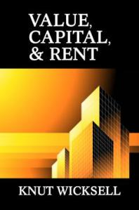 Value Capital and Rent_Wicksell