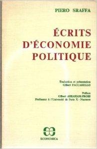 Ecrits d'économie politique, Economica