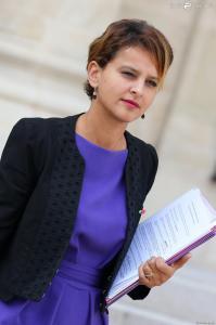 Najat Vallaud-Belkacem (1977-)