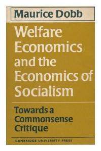 Welfare Economics and the Economics of Socialism
