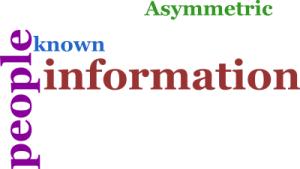 Asymmetrical Information