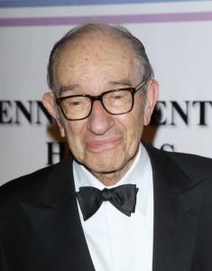 Alan Greenspan (1926-)