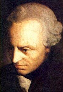 Immanuel Kant (1724 - 1824)