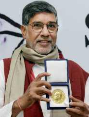 Kailash Satyarthi (1954-)