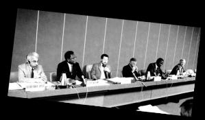1988 Première conférence du GIEC en 1988