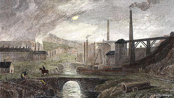Economic history is dead