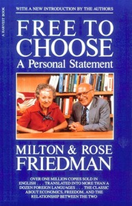 Free to Choose - A Personal Statement 2
