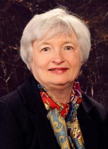 Janet Yellen (1946-)
