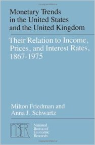 Monetary Trends in the United States and the United Kingdom