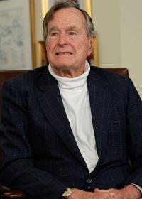 George H. W. Bush (1924-)