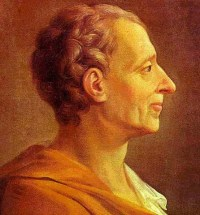 Montesquieu (1689-1775)
