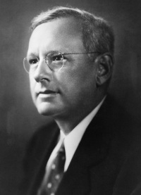 Alfred Landon (1887-1987)