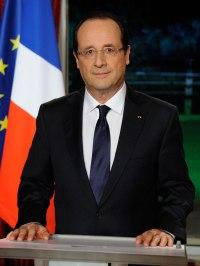 François Hollande (1954-)