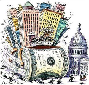 The 2008 economic crash