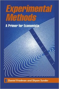 Experimental Methods - a Primer for Economists