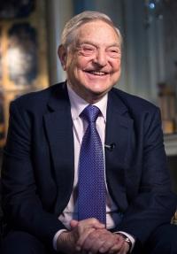 Georges Soros (1930-)