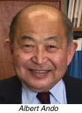 Albert Ando (1929-2002)