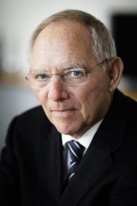Wolfgang Schäuble (1942-)