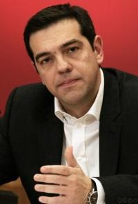 Alexis Tsipras (1974-)