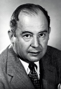 Von Neumann (1903-1957)