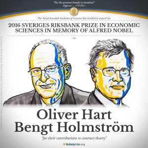 contract-theory-2016-nobel-prize