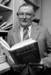 James M. Buchanan (1919-2013)