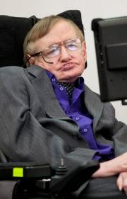 Steve Hawking (1942-)