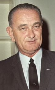 Lyndon B. Johnson (1908-1973)