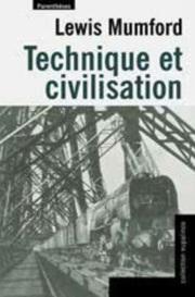 technique-et-civilisation